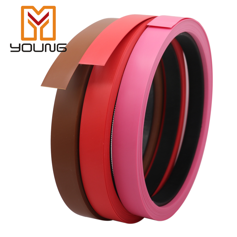 PVC solid color edge banding