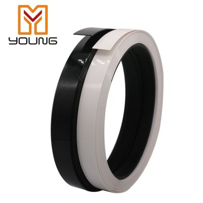 High glossy solid edge banding